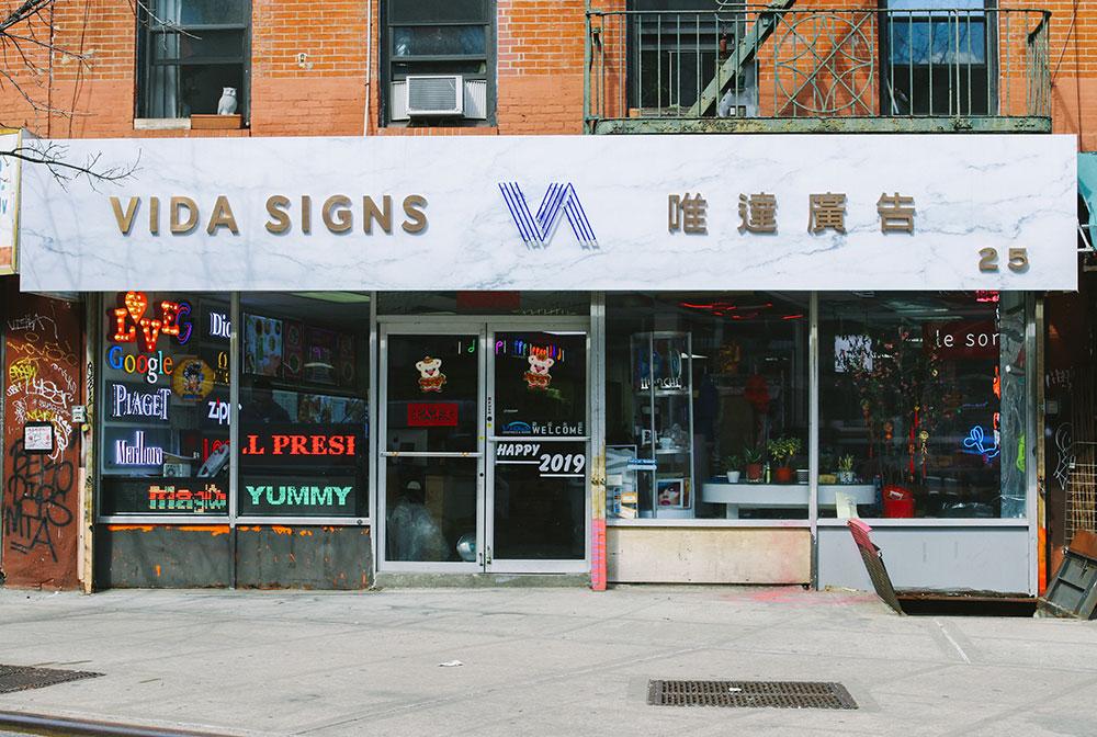 VIDASIGNS Shop